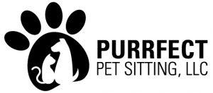 Purrfect Pet Sitting Logo